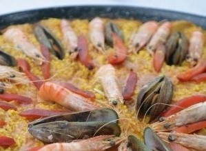 Cook at home Paella